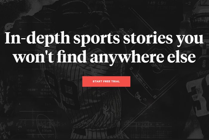 The Athletic 7 Day Free Trial