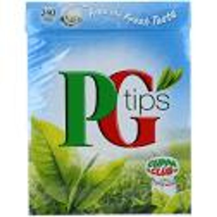 PG Tips 240 - £3.25 Instore at Co-Op