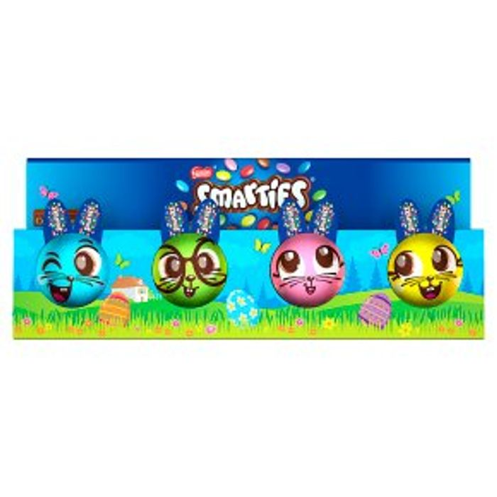 Smarties Bunnies Down From £1.5 to £0.38