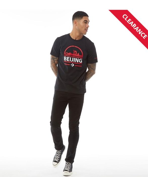 Special Offer - Mens Converse T Shirt - Save £18.5