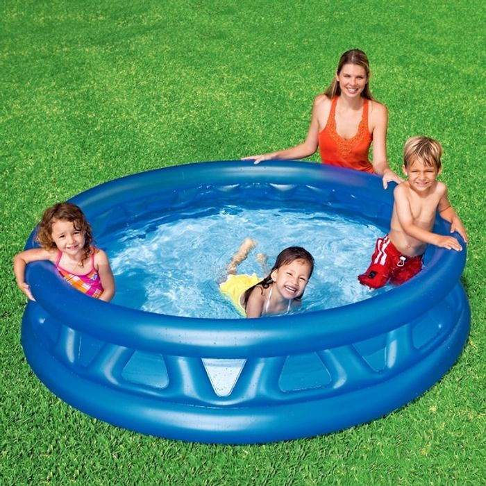 Soft Side Pool - Only £14.99!