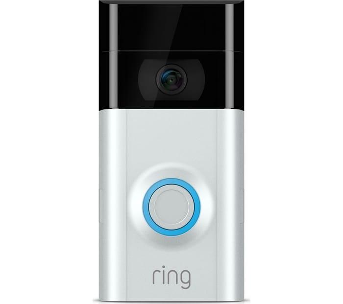 RING Video Doorbell 2 £89 Delivered - Half Price!