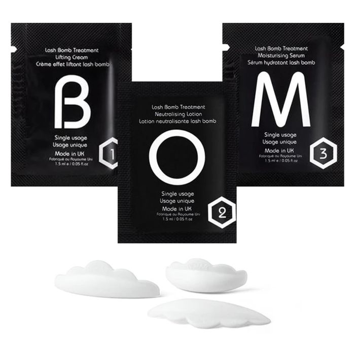 FREE Lash Bomb Sample Pack