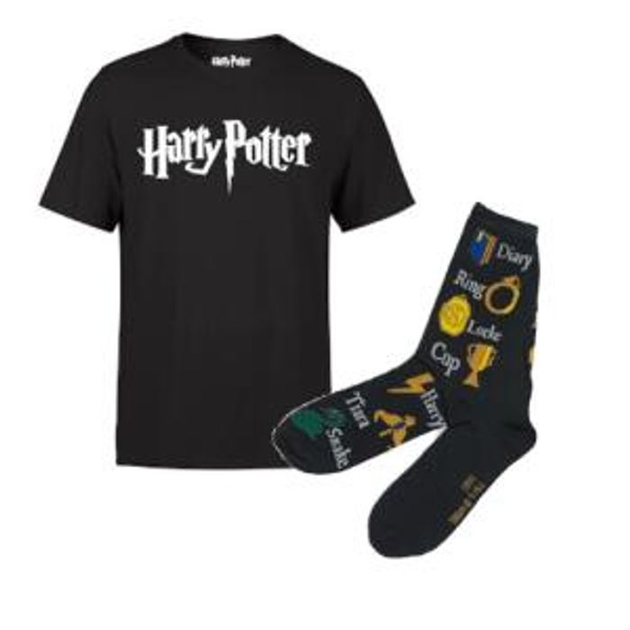 Harry Potter T-Shirt & Socks Free Delivery!