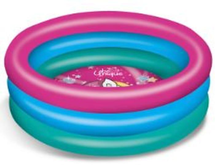 Unicorn Inflatable Paddling Pool - 1 Metre Diameter