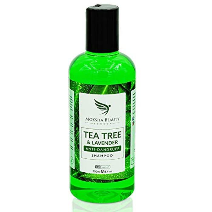 Tea Tree Oil Anti Dandruff Shampoo