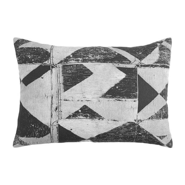 Cheap Linea Janice Monochrome Triangle Cushion Cover, Only £4.00!