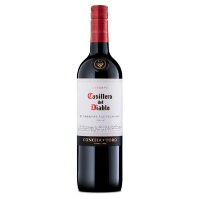 Casillero Del Diablo Cabernet Sauvignon