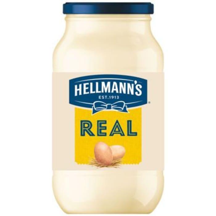 Hellmann's Real Mayonnaise at Asda