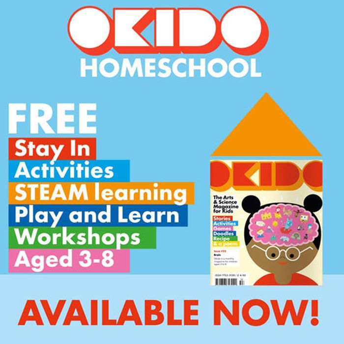 Free Learn-through-Play Workshops at Okido