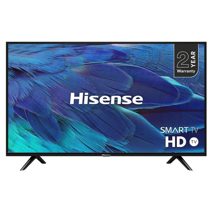 """*SAVE over £29* Hisense 32"""" HD LED Smart TV - Freeview Play £169.99 with Code"""