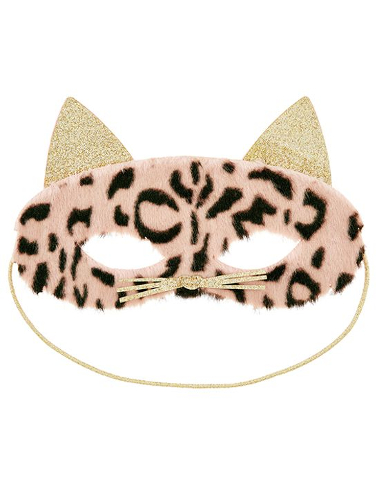 Dress Up Leopard Cat Mask at Monsoon