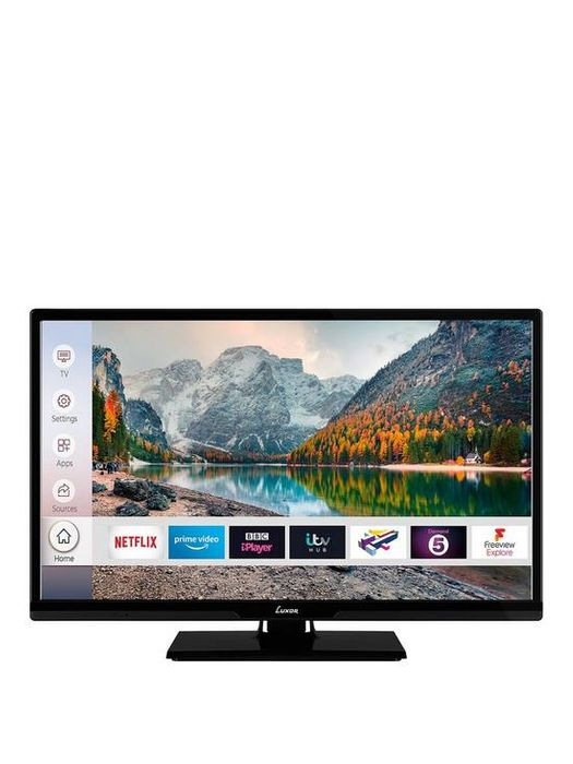 *SAVE £20* Luxor 24 Inch, HD Ready, Freeview Play, Smart TV