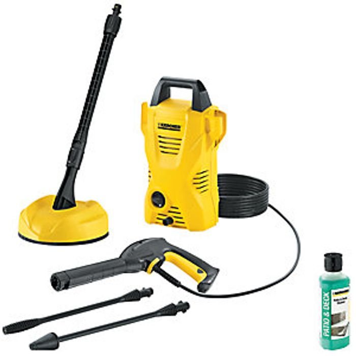 CHEAP! Karcher K2 Pressure Washer with T150 Patio Cleaner