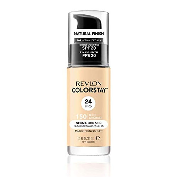Revlon Colorstay Foundation for Normal/Dry Skin with Hyaluronic Acid
