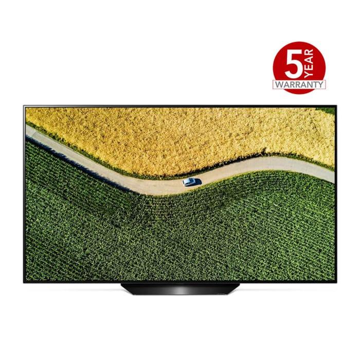 """LG OLED55B9PLA 55"""" 4K Ultra HD HDR Smart OLED TV"""