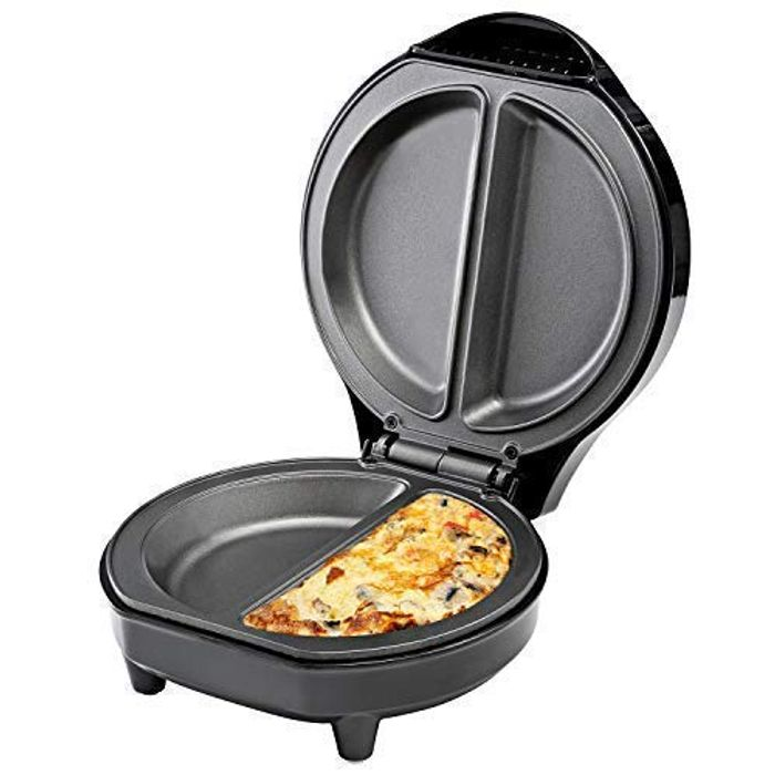 Global Gourmet Omelette Maker 700w with 1 Year Guarantee