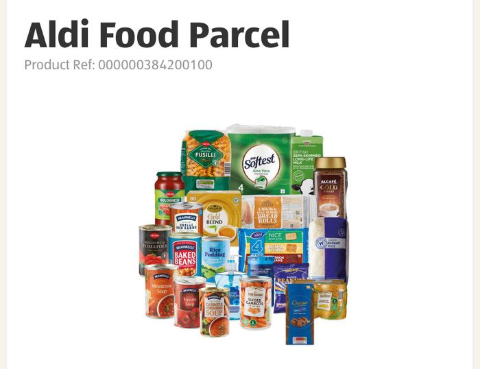 Aldi Home Delivery: Get 22 Essential Item Parcels for £24.99 Delivered