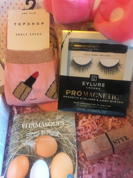 Bessiebox Ladies Bespoke Beauty Box