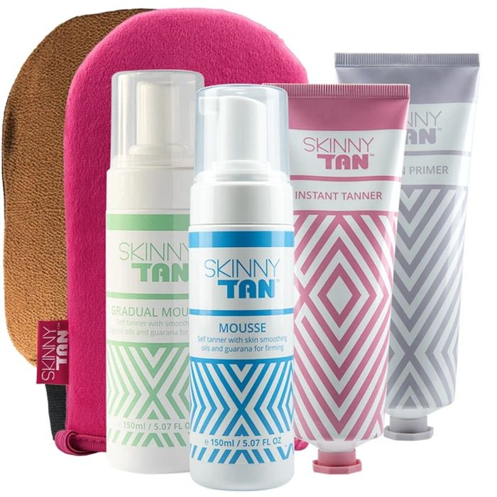 Cheap Flash Sale Skinny Tan Trial Kit Special! - Only £25!