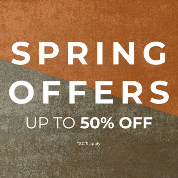Special Offer - Up to 50% off Easter Offers for Women