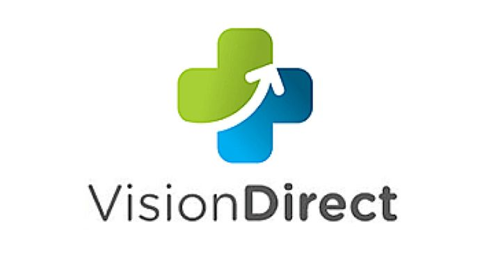 Vision Direct 11% Off* New Customers Only