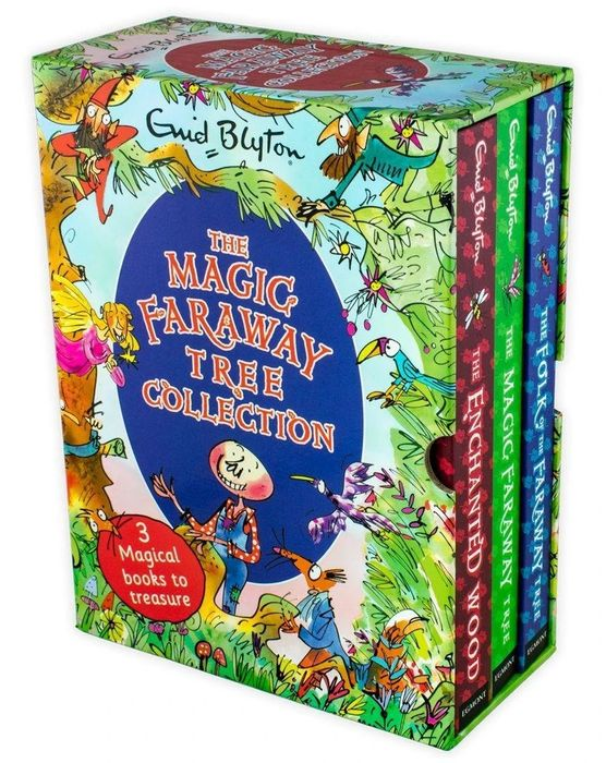 Best Price! The Magic Faraway Tree 3 Book Collection- Enid Blyton