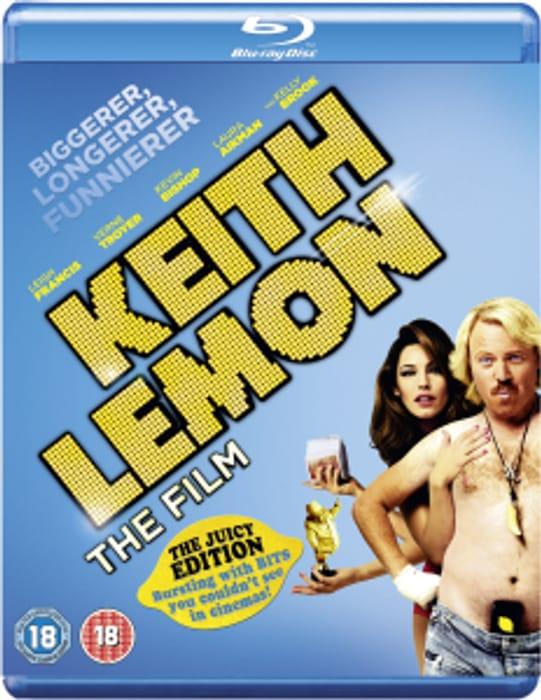 CHEAP! Keith Lemon: The Film Blu-Ray