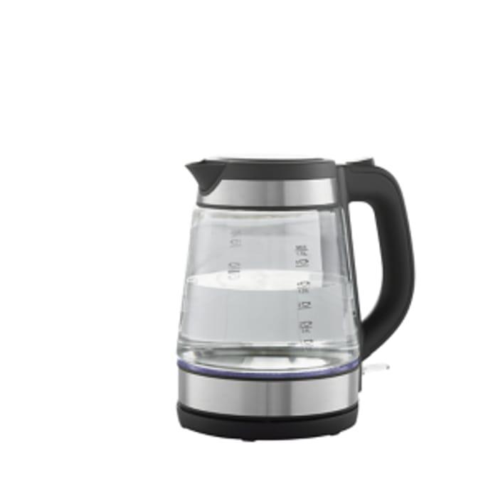 Fast Boil Kettle - Glass