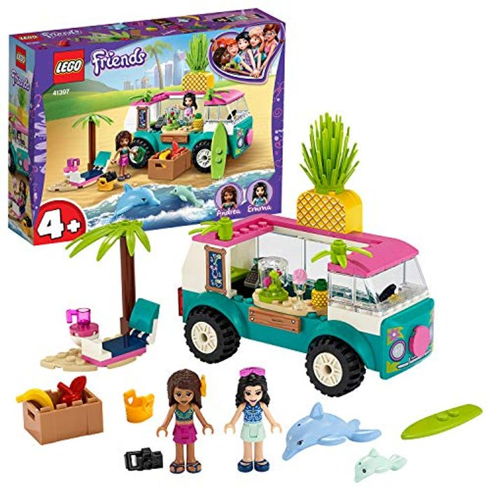 LEGO 41397 Friends Juice Truck Toy Playset