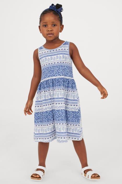 Girls Jersey Dresses JUST 2.99