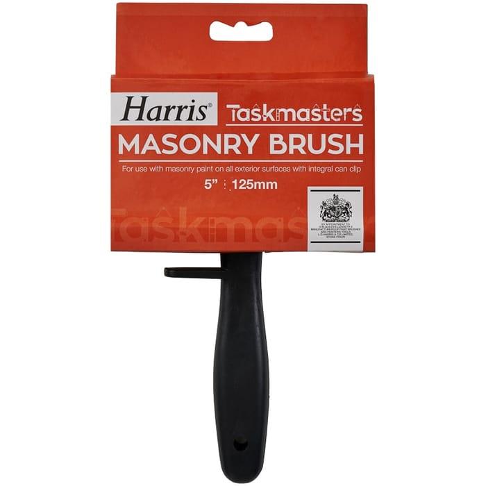 "Harris Taskmasters Masonry Block Brush 5"""