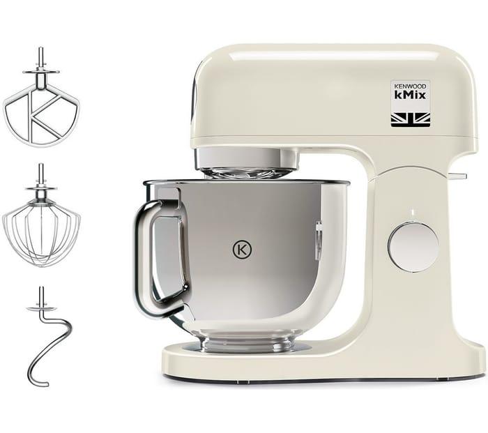 Cheap KENWOOD kMix Kitchen Machine - Cream - Only £249!