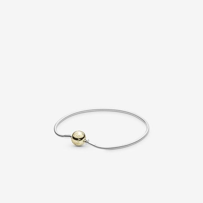 Pandora ESSENCE Two-Tone Bracelet on Sale From £275 to £99