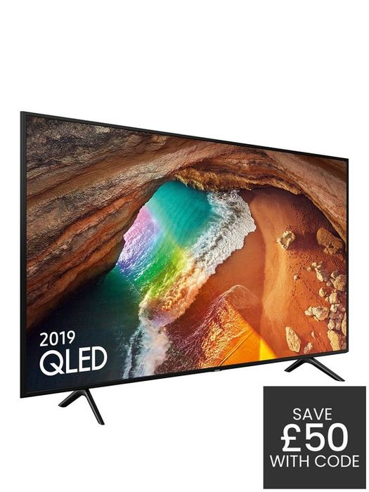 Samsung 49 Inch, QLED 4K Ultra HD HDR 1000 Smart Q60 TV £549 with Code