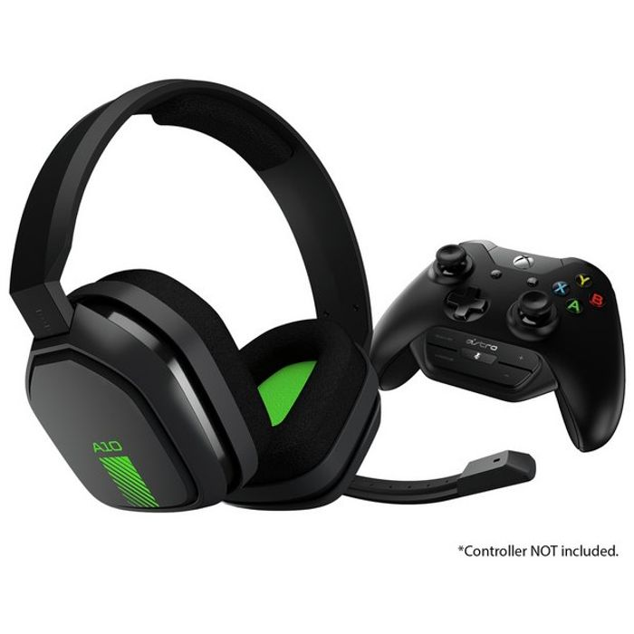 Astro A10 Xbox One, PS4, PC Headset & MixAmp M60 -Grey/Green