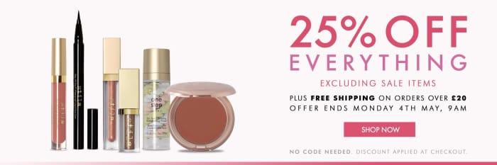 25% off Everything at Stila Cosmetics