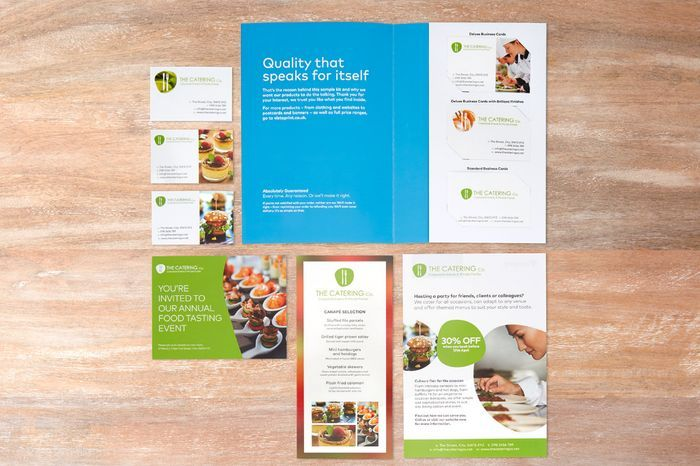 Free Bumper Print Sample Kit