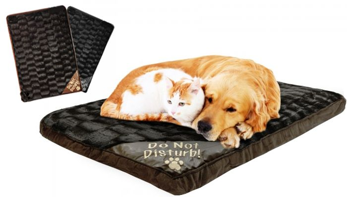 Super-Soft Foam Pet Bed - 2 Colours on Sale From £29.99 to £9.99