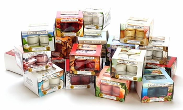 Best Price! Yankee Candle Set of 60 Assorted Tealights