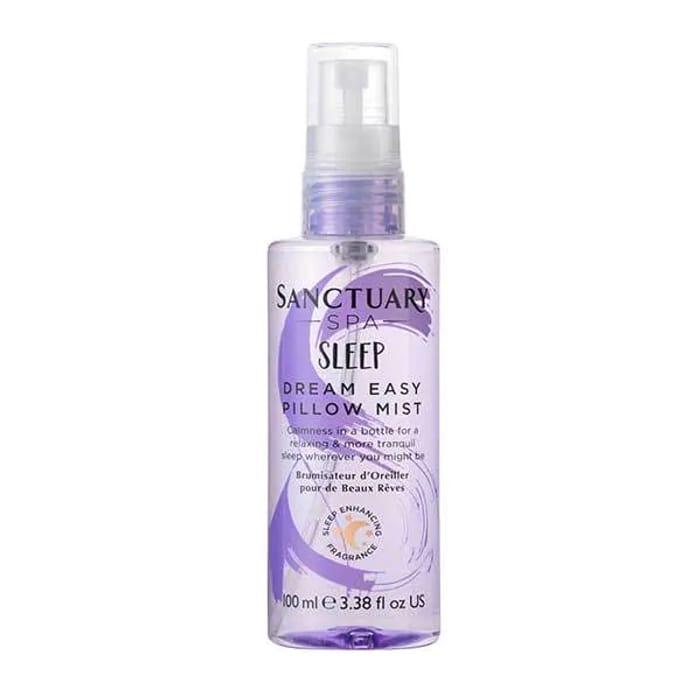 Cheap Sanctuary Spa Sleep Dream Easy Pillow Mist 100ml - Only £5.5!