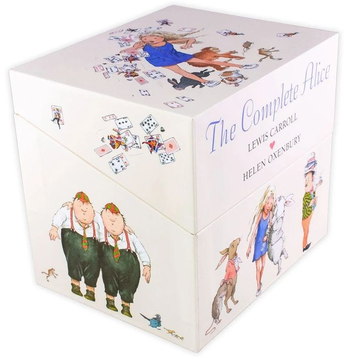 Cheap The Complete Alice in Wonderland Set - 22 Books - Only £18.99!