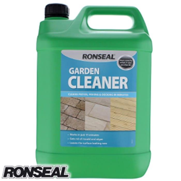 Ronseal Garden Cleaner (5 Litre)