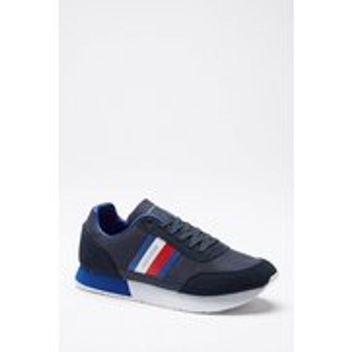 Tommy Hilfiger Mix Flag Trainers