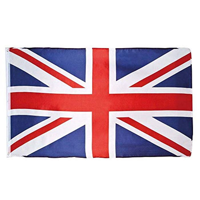 Great Britain Flag 5ft X 3ft - Great for VE Day!