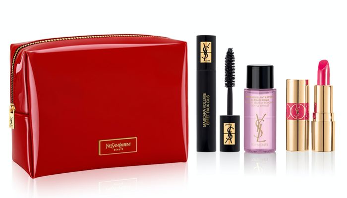 Receive a Complimentary YSL Beauty Goodies with £65+ Spend