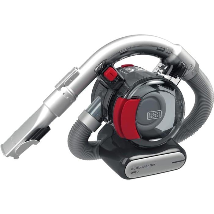 CHEAP! Black + Decker 12DC Dustbuster Autovac Flexi Handheld Vacuum Cleaner