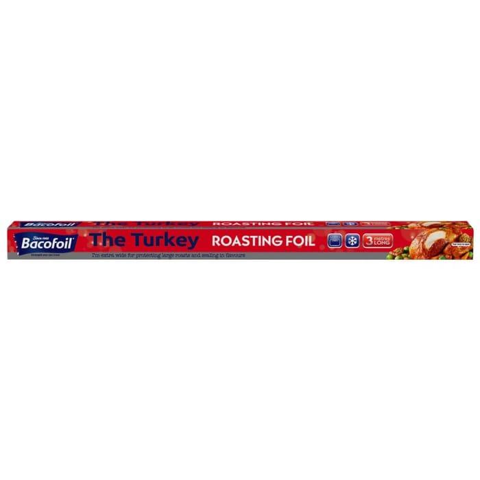 Bacofoil the Turkey Roasting Foil 3m