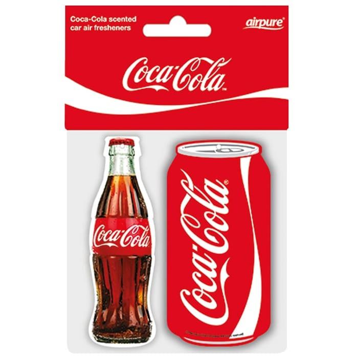Coca Cola Car Air Fresheners 2pk