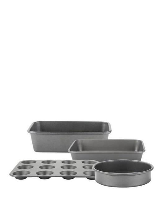 *SAVE £5* Prestige Tough & Strong 4-Piece Bakeware Set